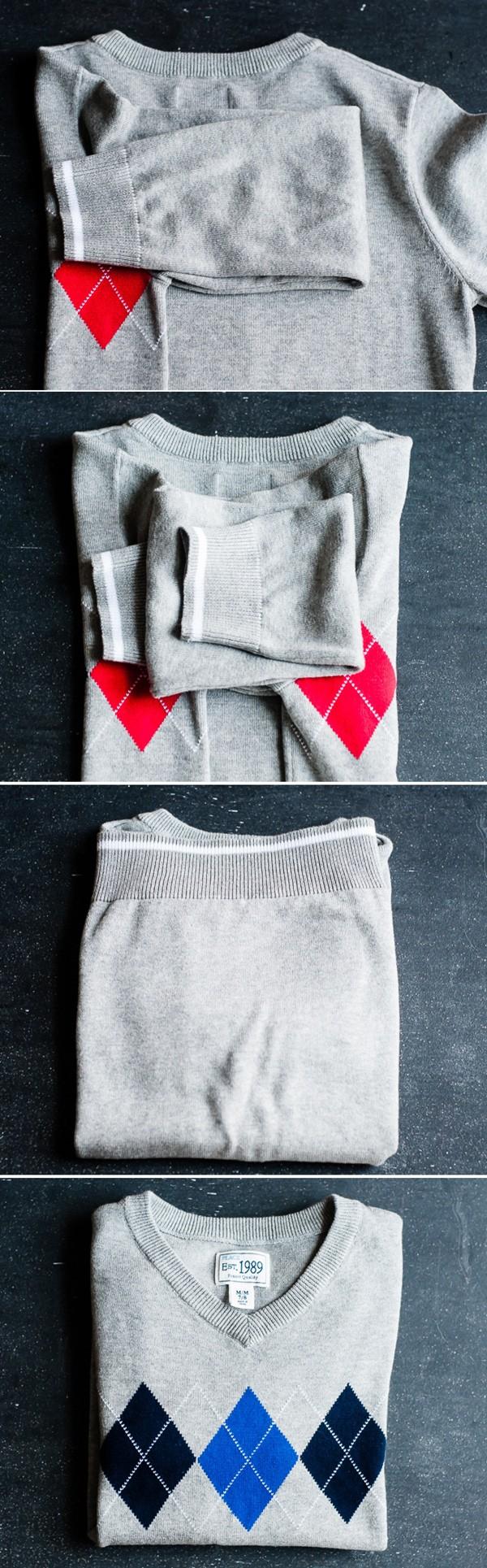 Áo len mặc qua mấy mùa vẫn không bai dão nếu bạn dắt túi những mẹo sau  - Ảnh 10.