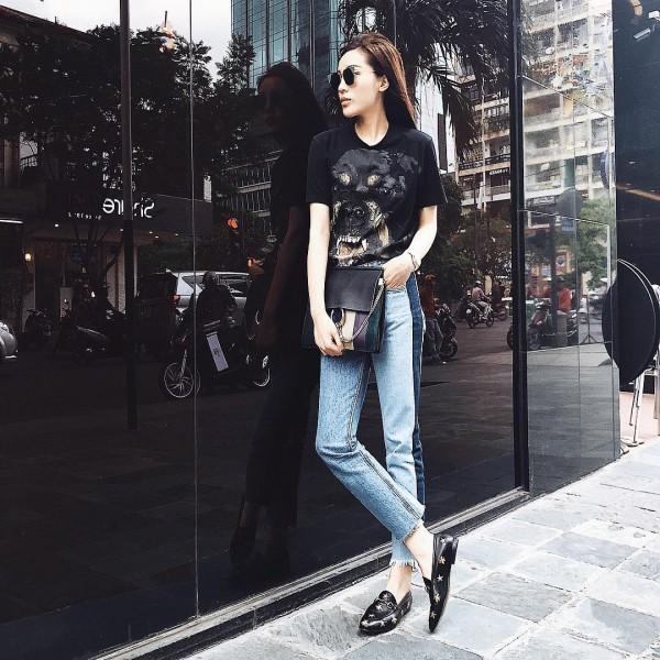 Phạm Hương, Kỳ Duyên đã cất giày cao vời vợi vào tủ… để tậu mốt giày Selena Gomez mê mẩn - Ảnh 2.