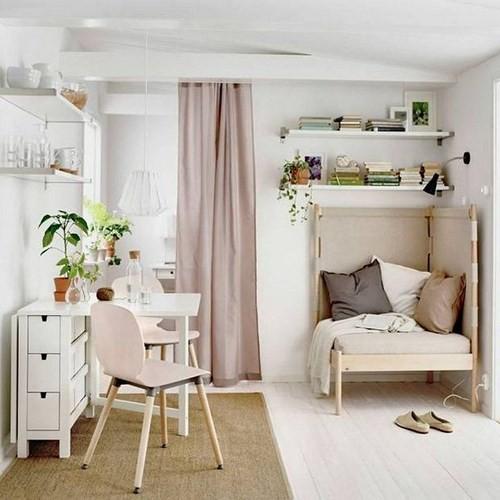 10 thiết kế nội thất phù hợp cho không gian nhỏ hẹp - Ảnh 2.