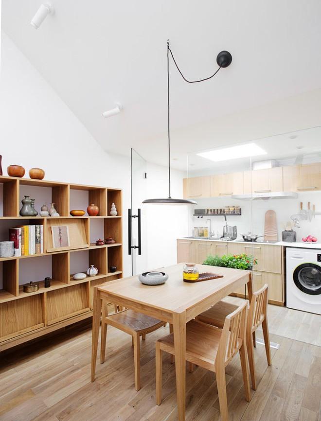 Ngôi nhà 45m² có 4 phòng ngủ cực hợp lý và đáng học tập để có tổ ấm đẹp ở thành phố - Ảnh 4.