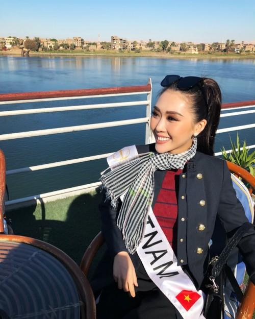 Tường Linh vào Top 10 thí sinh được yêu thích nhất Hoa hậu Liên lục địa 2017 - Ảnh 1.