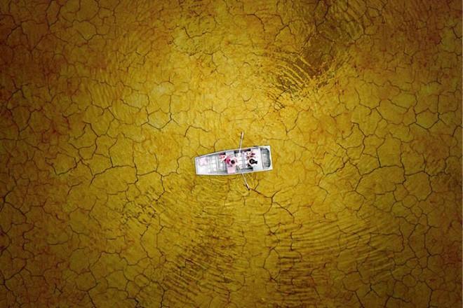 22 khung cảnh trên không đẹp nhất hành tinh, đầm hoa súng Việt Nam cũng nằm trong số đó - ảnh 11
