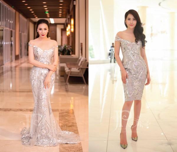 Đến cả những chiếc váy cũng xuất hiện phiên bản 'song sinh', giống hàng 'tái chế' đến 99% - Ảnh 11.