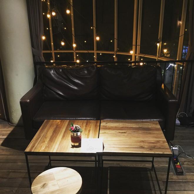 Tránh rét trong những ngày Hà Nội lạnh chết đi được ở 4 quán cafe rất xinh - Ảnh 12.