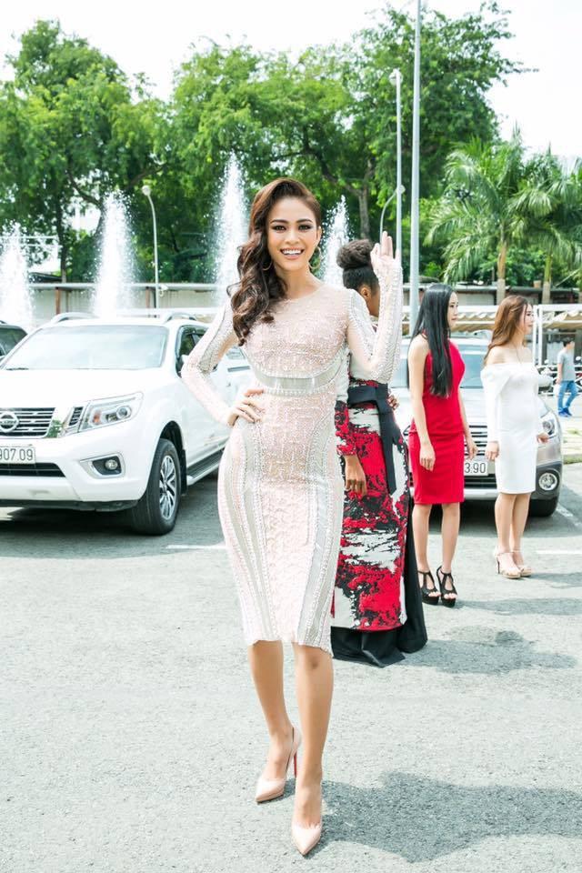 Mâu Thủy thay đổi ngoạn mục, ngày càng đẹp và sang nhờ phong cách đúng chuẩn Hoa hậu - Ảnh 12.