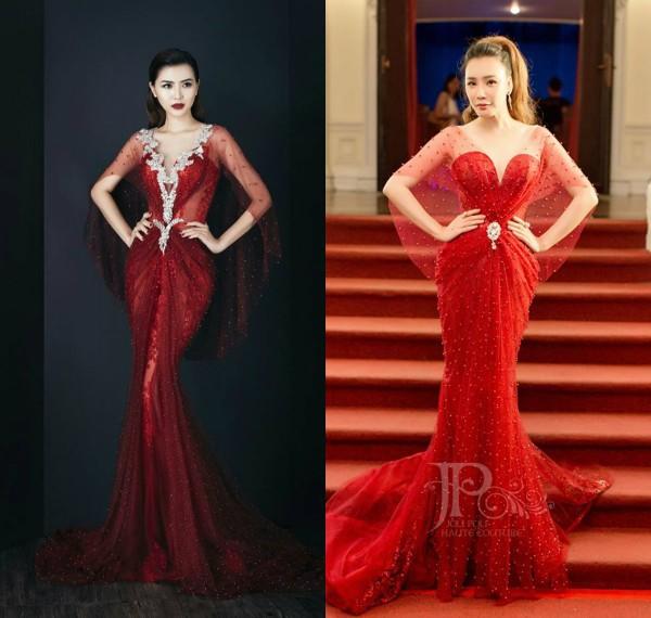 Đến cả những chiếc váy cũng xuất hiện phiên bản 'song sinh', giống hàng 'tái chế' đến 99% - Ảnh 12.