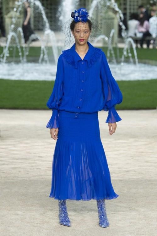 Con gái 16 tuổi của Cindy Crawford xuất hiện ấn tượng ở Tuần lễ Thời trang Haute Couture - Ảnh 12.