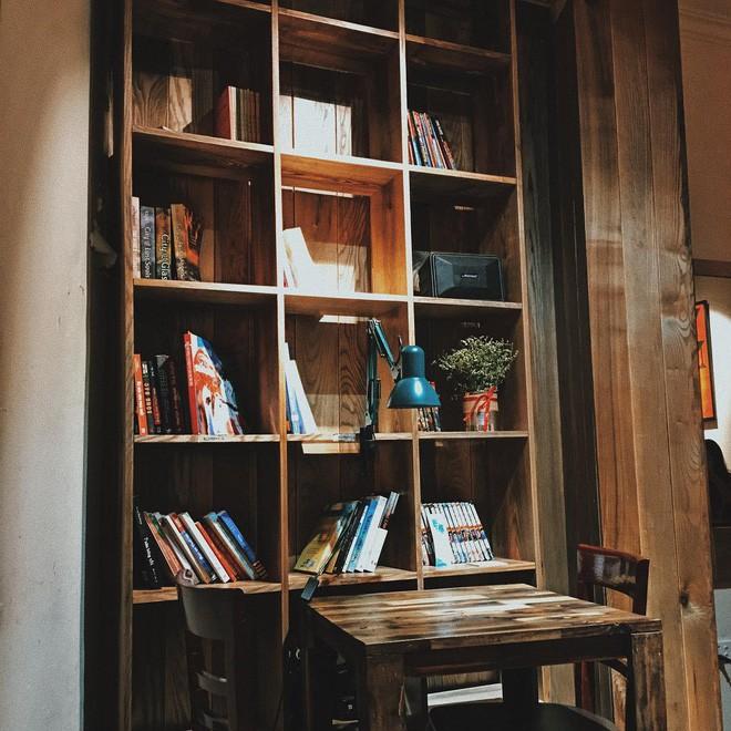 Tránh rét trong những ngày Hà Nội lạnh chết đi được ở 4 quán cafe rất xinh - Ảnh 13.