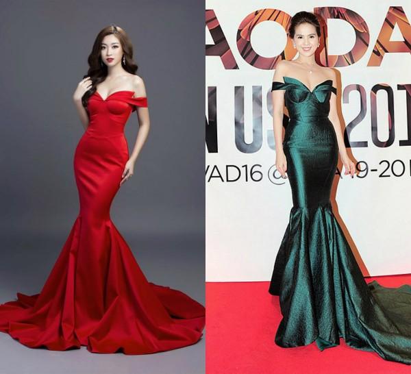 Đến cả những chiếc váy cũng xuất hiện phiên bản 'song sinh', giống hàng 'tái chế' đến 99% - Ảnh 14.