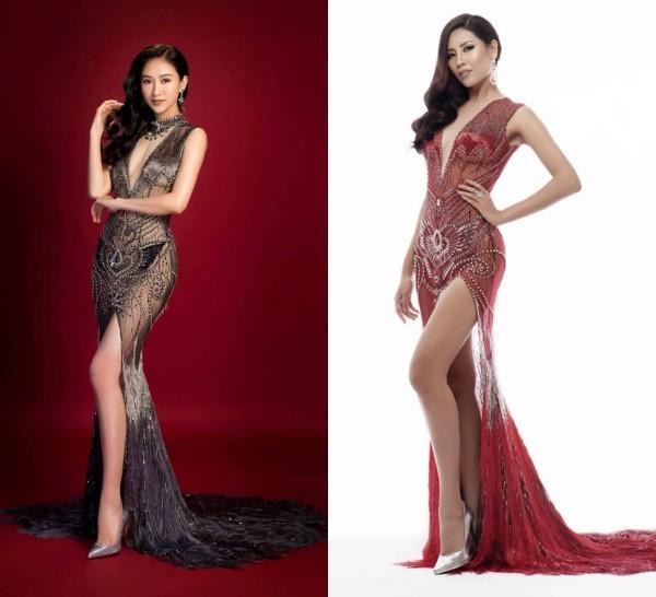 Đến cả những chiếc váy cũng xuất hiện phiên bản 'song sinh', giống hàng 'tái chế' đến 99% - Ảnh 15.