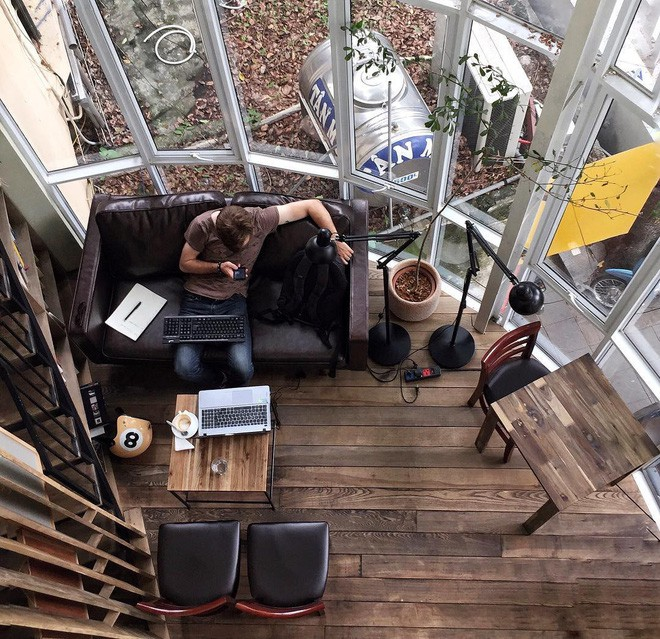 Tránh rét trong những ngày Hà Nội lạnh chết đi được ở 4 quán cafe rất xinh - Ảnh 16.