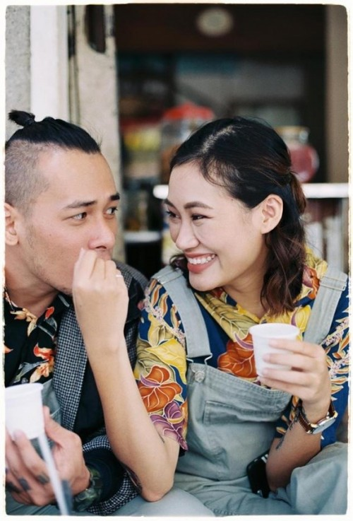4 cặp đôi khiến cộng đồng mạng phát cuồng khi về chung một nhà - ảnh 16