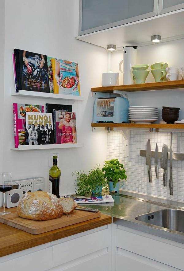 Để có một căn bếp hoàn hảo, hãy nhớ những lưu ý này khi lựa chọn kệ bếp - Ảnh 17.