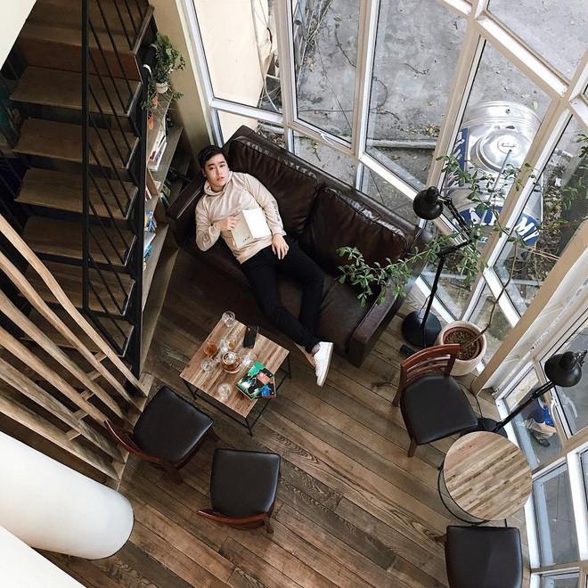 Tránh rét trong những ngày Hà Nội lạnh chết đi được ở 4 quán cafe rất xinh - Ảnh 17.