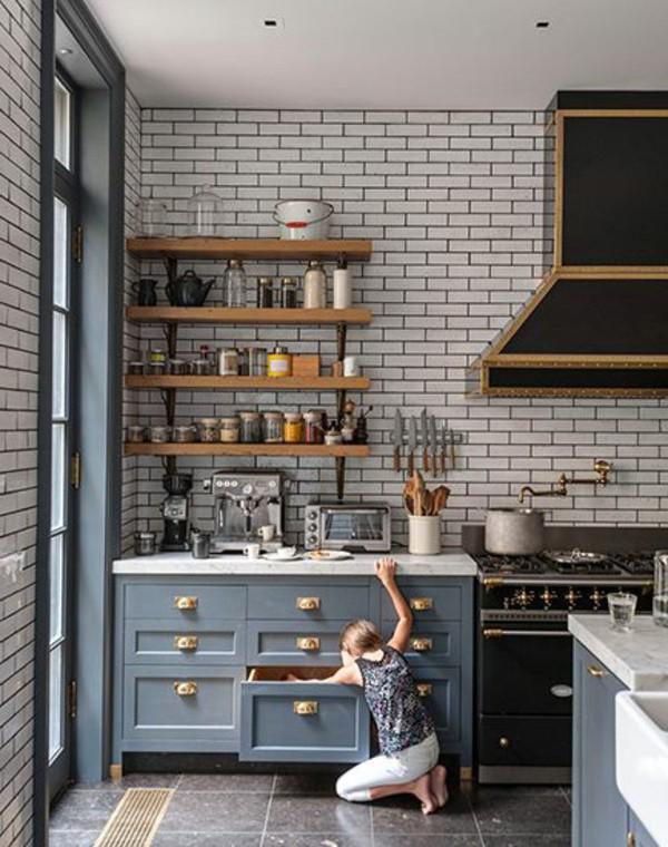 Để có một căn bếp hoàn hảo, hãy nhớ những lưu ý này khi lựa chọn kệ bếp - Ảnh 18.