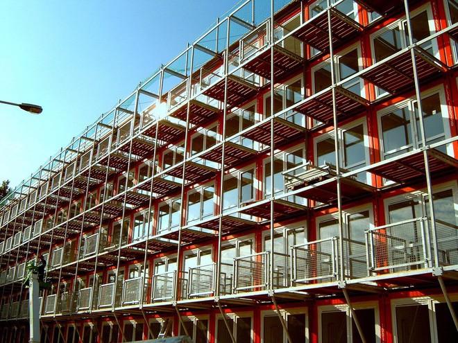 15 ngôi nhà độc đáo trên thế giới được tạo nên từ… container tái chế - Ảnh 3.