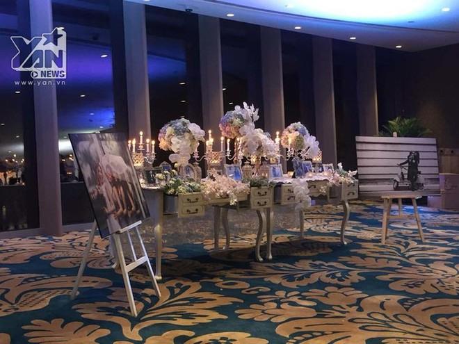 Không gian đám cưới lung linh của em gái Trấn Thành và bạn trai người Hồng Kông - ảnh 3