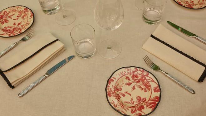 Gucci mở nhà hàng cực hoành tráng tại Ý, thực đơn do chính tay đầu bếp 3 sao Michelin trổ tài - ảnh 3