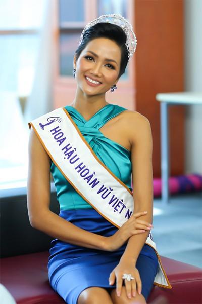 Thật may: Kể từ khi đăng quang đến nay, Hoa hậu HHen Niê chưa lần nào mặc lỗi! - Ảnh 3.