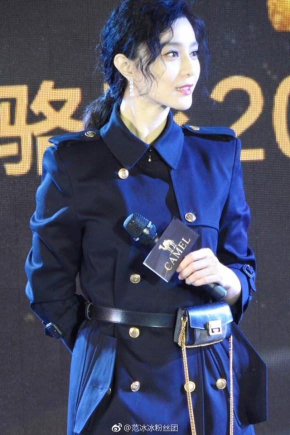 Chỉ vì kiểu tóc mới mà Phạm Băng Băng từ mỹ nhân Trung Hoa thành ra ajuma Hàn Quốc - Ảnh 3.