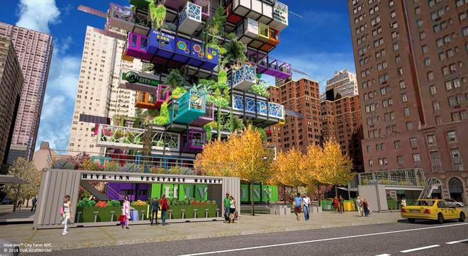 15 ngôi nhà độc đáo trên thế giới được tạo nên từ… container tái chế - Ảnh 22.