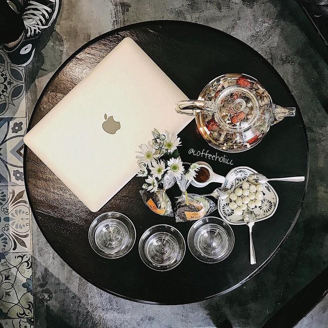 Tránh rét trong những ngày Hà Nội lạnh chết đi được ở 4 quán cafe rất xinh - Ảnh 30.