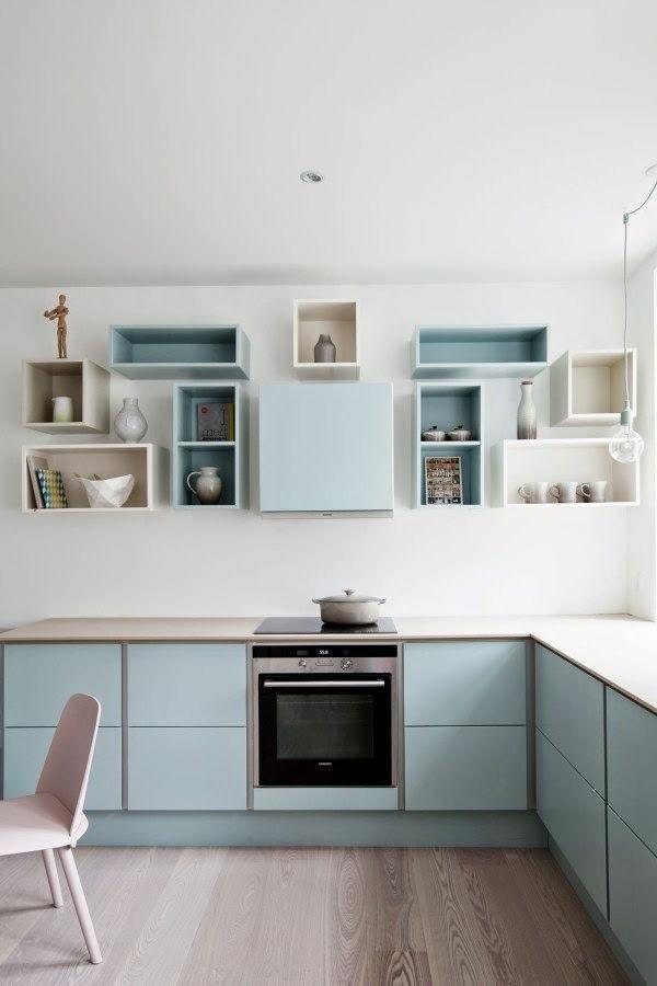 Để có một căn bếp hoàn hảo, hãy nhớ những lưu ý này khi lựa chọn kệ bếp - Ảnh 4.