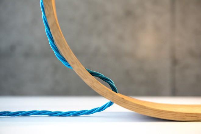 Đèn tái chế có thiết kế hiện đại tối giản đẹp như một cơn mơ - ảnh 4