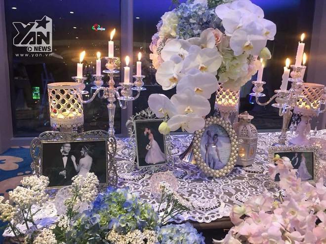 Không gian đám cưới lung linh của em gái Trấn Thành và bạn trai người Hồng Kông - ảnh 4