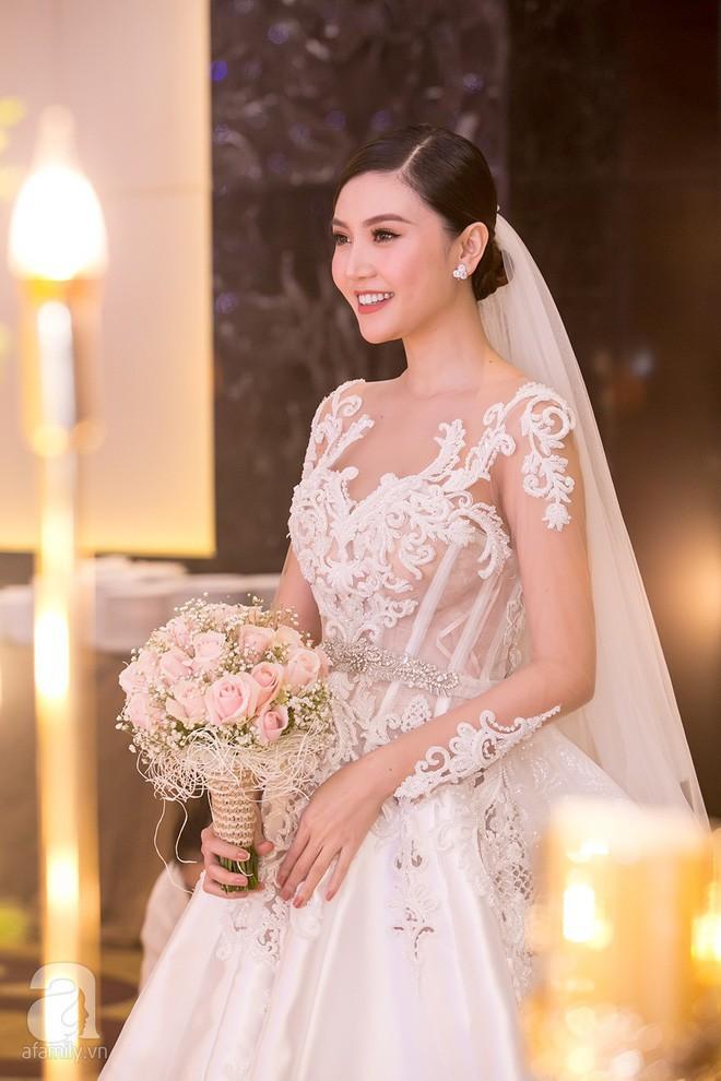 Hành trình hạnh phúc của mỹ nữ Vũng Tàu Ngọc Duyên: Từ con gái người bán vé số đến vợ đại gia Hà thành - Ảnh 24.