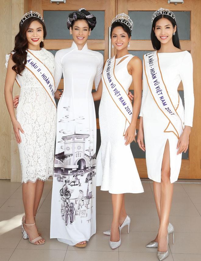 Thật may: Kể từ khi đăng quang đến nay, Hoa hậu HHen Niê chưa lần nào mặc lỗi! - Ảnh 4.