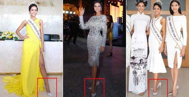 Sau khi bị stylist cho diện hoài đồ cũ, cuối cùng thì Hoa hậu HHen Niê cũng có món đồ mới của riêng mình - Ảnh 1.
