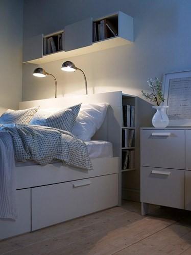 10 thiết kế nội thất phù hợp cho không gian nhỏ hẹp - Ảnh 4.