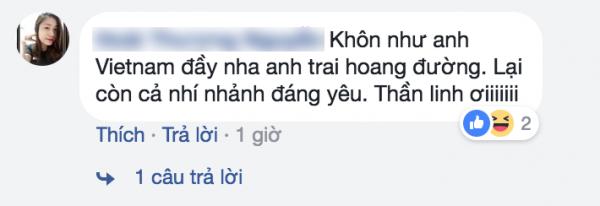 Đăng tin 'muốn cưới vợ Việt Nam', anh chàng ngoại quốc gây xôn xao cư dân mạng - Ảnh 4.