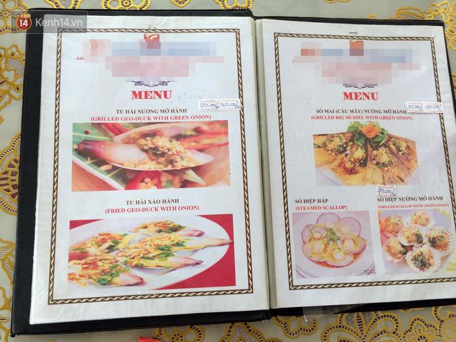 Ê kíp của ca sĩ Quang Lê tố bị chặt chém bữa ăn khuya gần 25 triệu đồng, nhà hàng ở Đà Nẵng nói gì? - Ảnh 4.