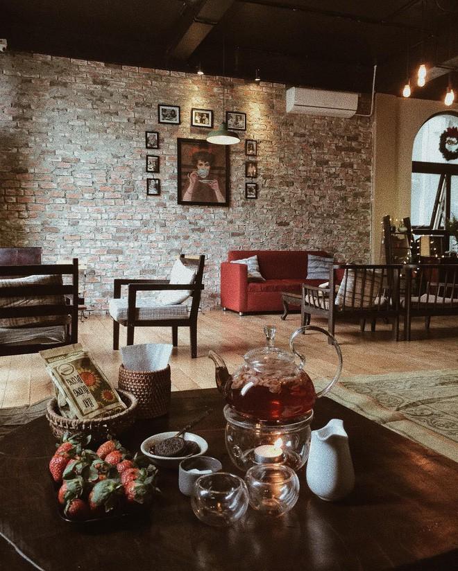 Tránh rét trong những ngày Hà Nội lạnh chết đi được ở 4 quán cafe rất xinh - Ảnh 35.