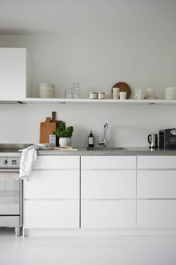 Để có một căn bếp hoàn hảo, hãy nhớ những lưu ý này khi lựa chọn kệ bếp - Ảnh 5.