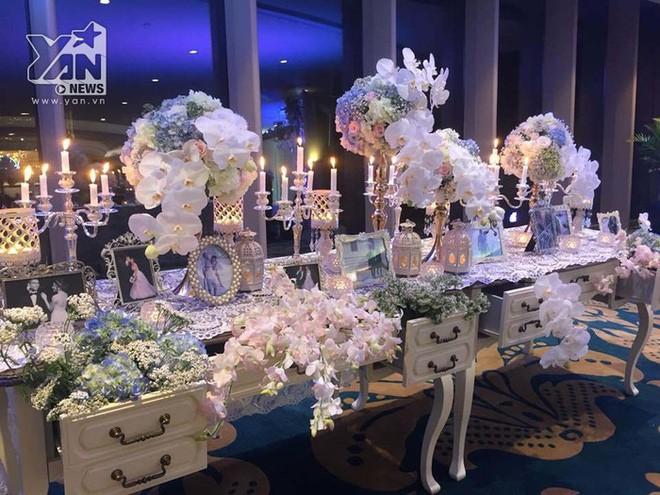 Không gian đám cưới lung linh của em gái Trấn Thành và bạn trai người Hồng Kông - ảnh 5