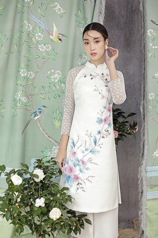 Đỗ Mỹ Linh gợi ý chọn áo dài cách tân mặc tết - Ảnh 5.