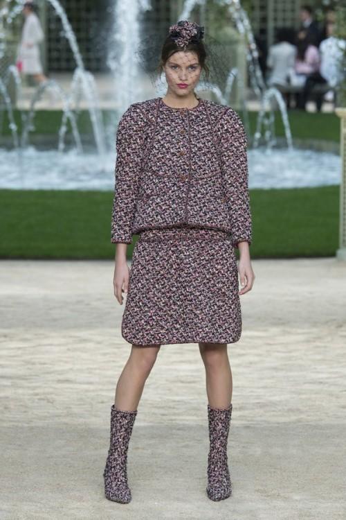 Con gái 16 tuổi của Cindy Crawford xuất hiện ấn tượng ở Tuần lễ Thời trang Haute Couture - Ảnh 5.