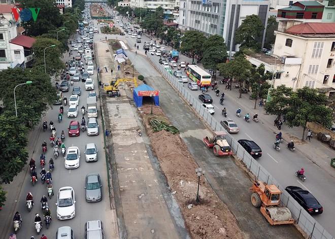 Toàn cảnh đại công trường mở rộng đường đẹp nhất Việt Nam - Ảnh 6.