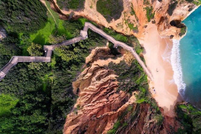 22 khung cảnh trên không đẹp nhất hành tinh, đầm hoa súng Việt Nam cũng nằm trong số đó - ảnh 6