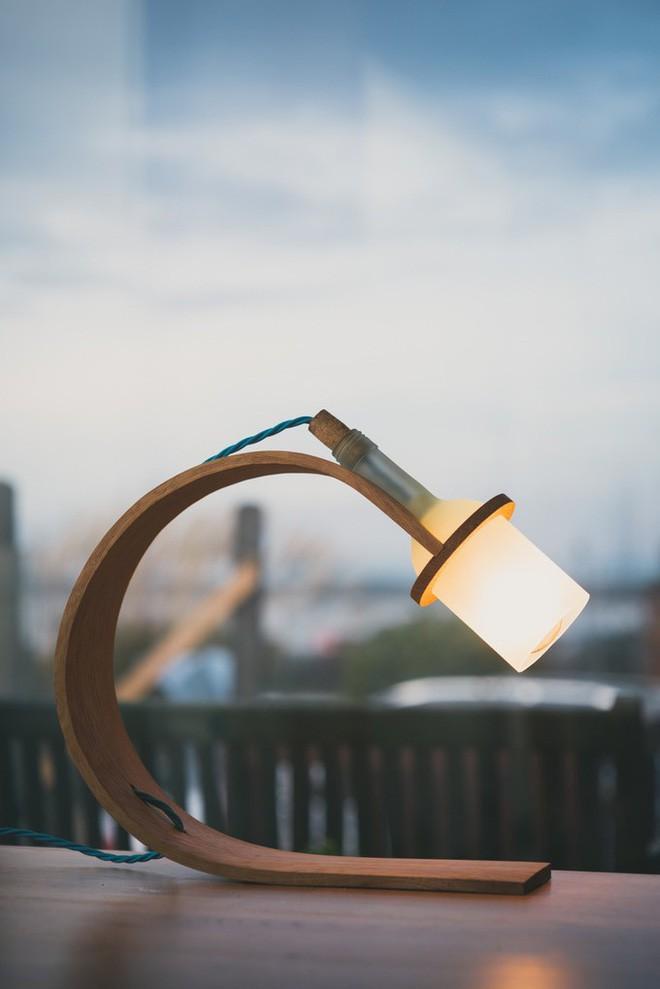 Đèn tái chế có thiết kế hiện đại tối giản đẹp như một cơn mơ - ảnh 6