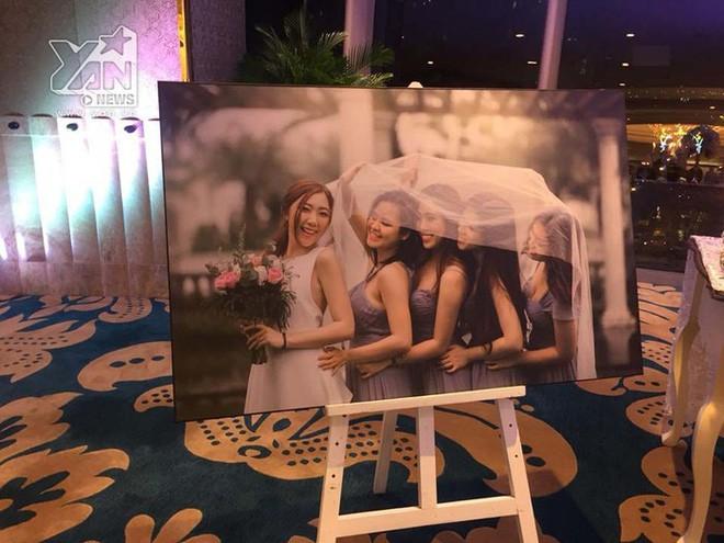 Không gian đám cưới lung linh của em gái Trấn Thành và bạn trai người Hồng Kông - ảnh 6