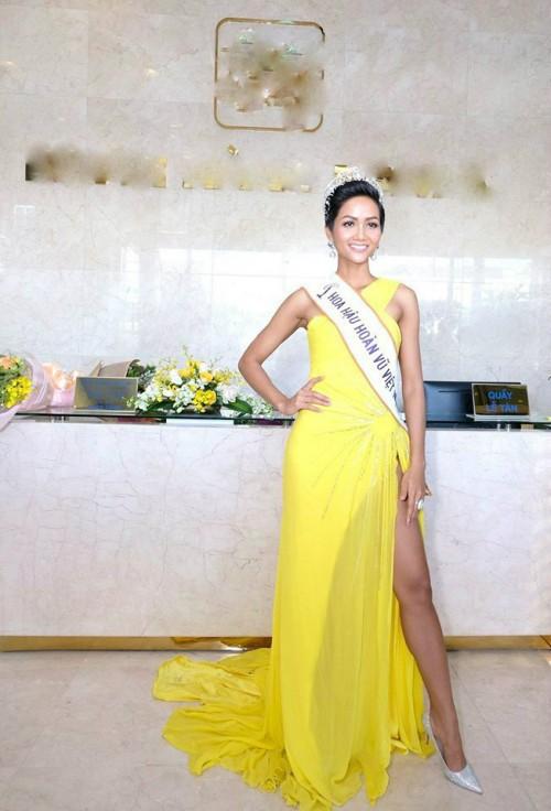 Thật may: Kể từ khi đăng quang đến nay, Hoa hậu HHen Niê chưa lần nào mặc lỗi! - Ảnh 6.