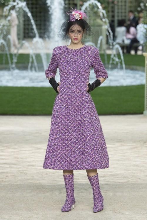 Con gái 16 tuổi của Cindy Crawford xuất hiện ấn tượng ở Tuần lễ Thời trang Haute Couture - Ảnh 6.