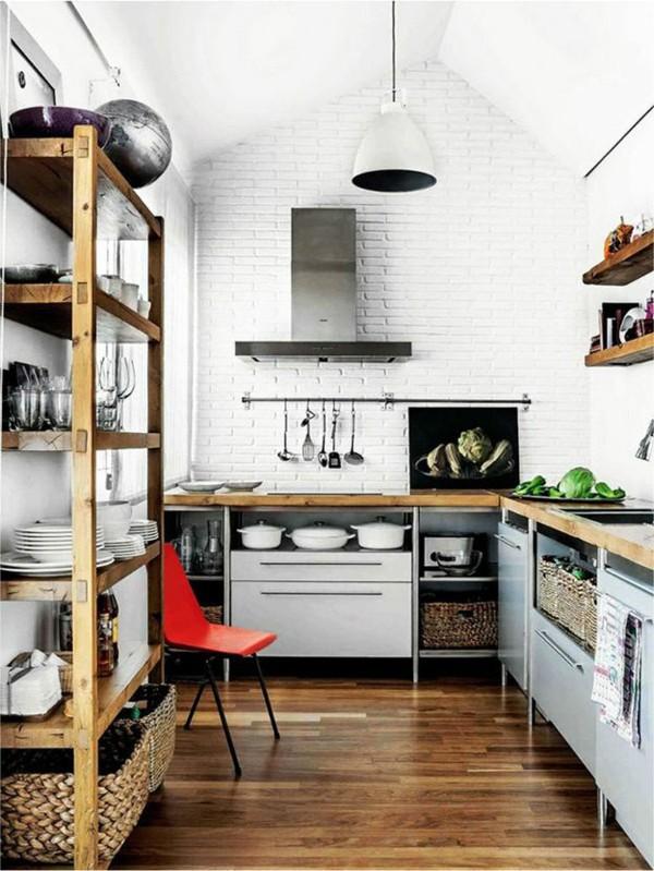 Để có một căn bếp hoàn hảo, hãy nhớ những lưu ý này khi lựa chọn kệ bếp - Ảnh 7.