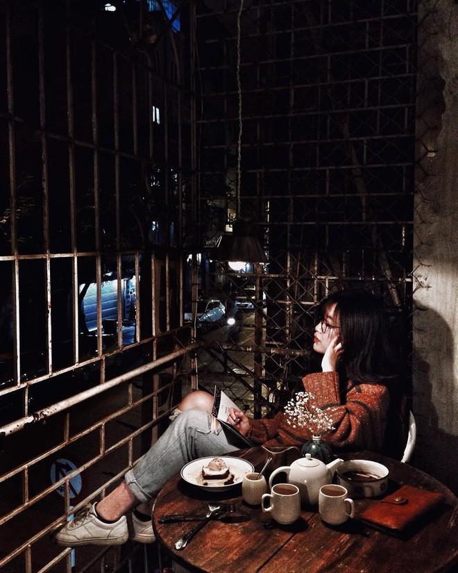 Tránh rét trong những ngày Hà Nội lạnh chết đi được ở 4 quán cafe rất xinh - Ảnh 7.