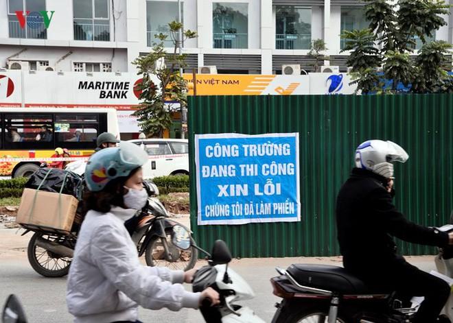 Toàn cảnh đại công trường mở rộng đường đẹp nhất Việt Nam - Ảnh 7.