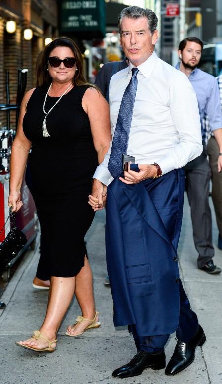 Điệp viên 007, Ảnh đế Hong Kong: Triệu mỹ nữ thèm khát nhưng gạt bỏ tất cả, hạnh phúc bên vợ béo, bị chê xấu xí - Ảnh 7.